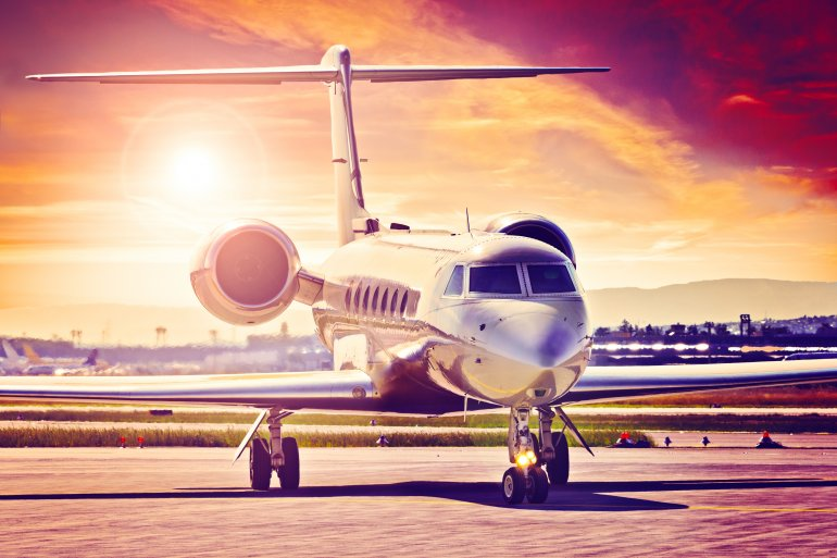 Investing in a Private Jet - ARM Investment Managers