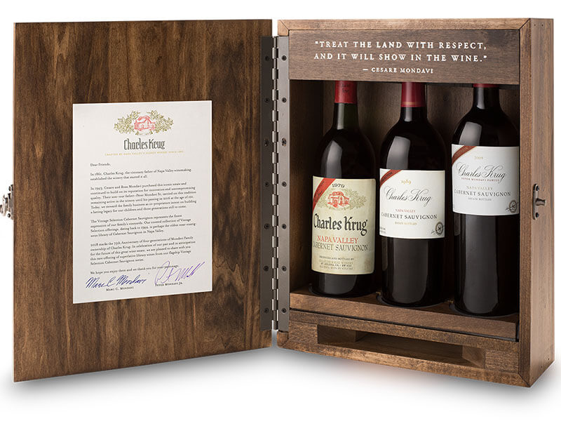 Rare Wine as a gift